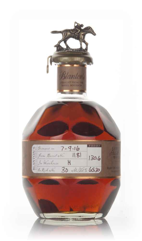 Blanton's Straight From The Barrel - Barrel 1181