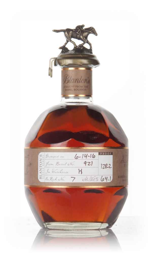 Blanton's Straight From The Barrel - Barrel 921