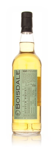 Boisdale 1998 Islay (Berry Bros. & Rudd)