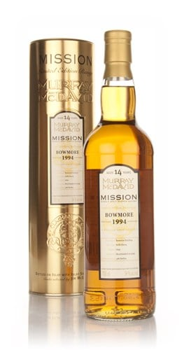 Bowmore 14 Year Old 1994 - Mission (Murray McDavid)