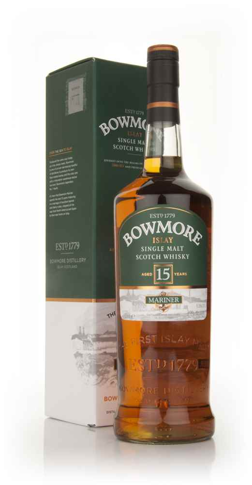 Bowmore 15 Year Old Mariner