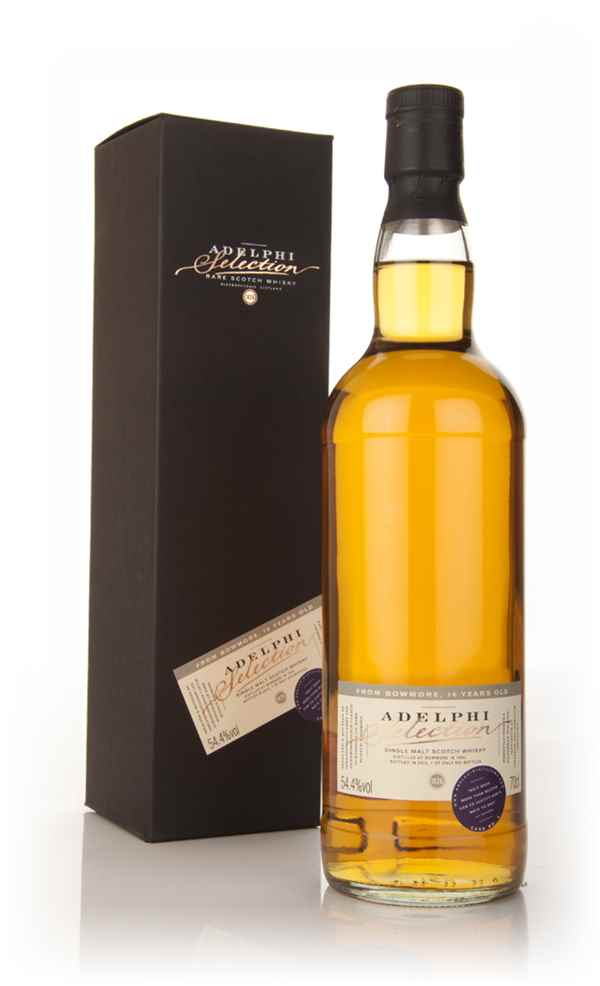 Bowmore 16 Year Old 1995 (Adelphi)