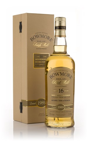 Bowmore 16 Year Old 1989
