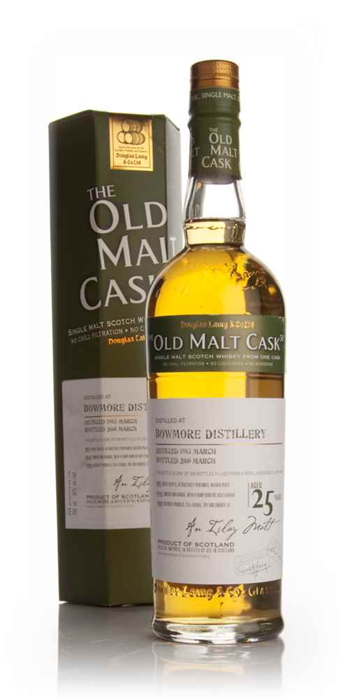 Bowmore 25 Year Old 1983 - Old Malt Cask (Douglas Laing)