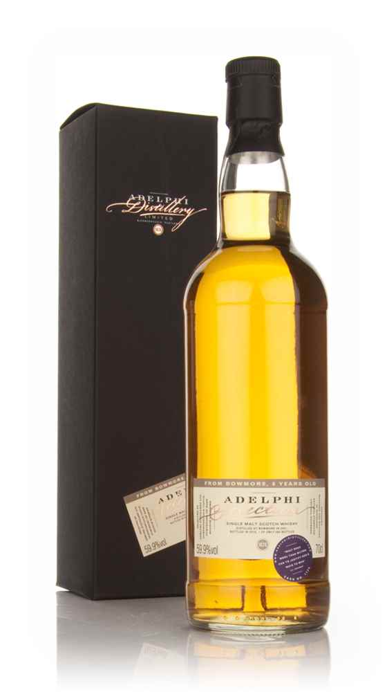 Bowmore 8 Year Old 2001 (Adelphi)