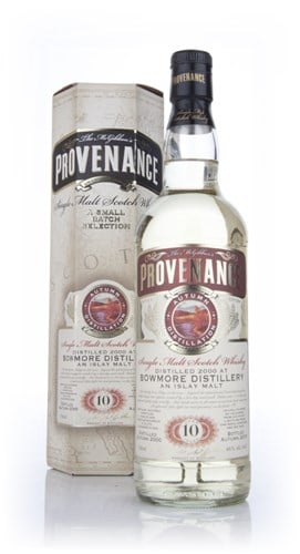 Bowmore 10 Year Old 2000 - Provenance (Douglas Laing)