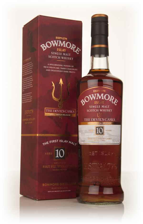 Bowmore 10 Year Old Devil's Casks I