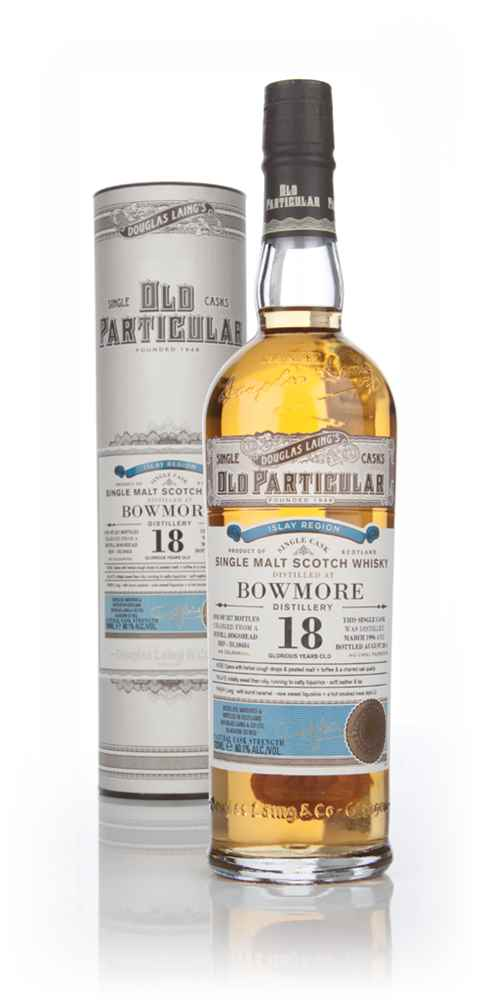 Bowmore 18 Year Old 1996 (cask 10454) - Old Particular (Douglas Laing)