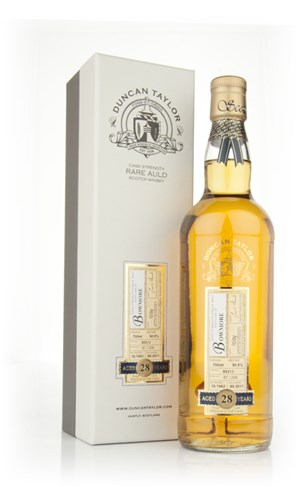 Bowmore 28 Year Old 1982 - Rare Auld (Duncan Taylor)