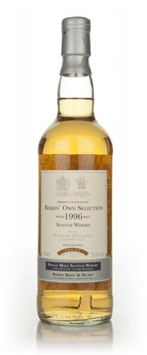 Bowmore 1996 (Berry Bros. & Rudd)