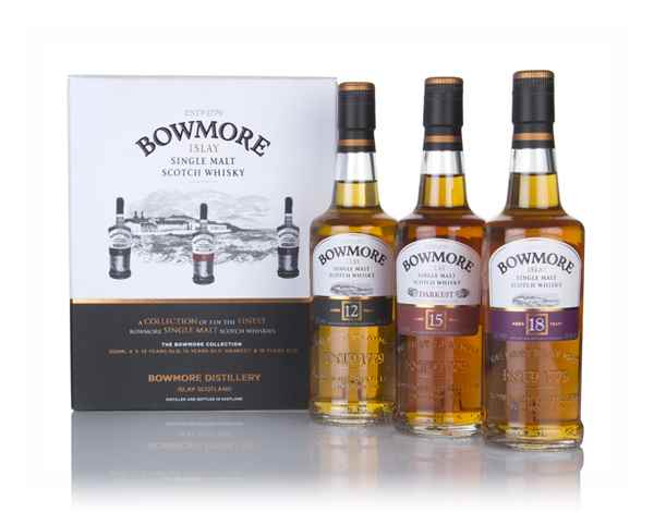 Bowmore Classic Collection (3 x 200ml)