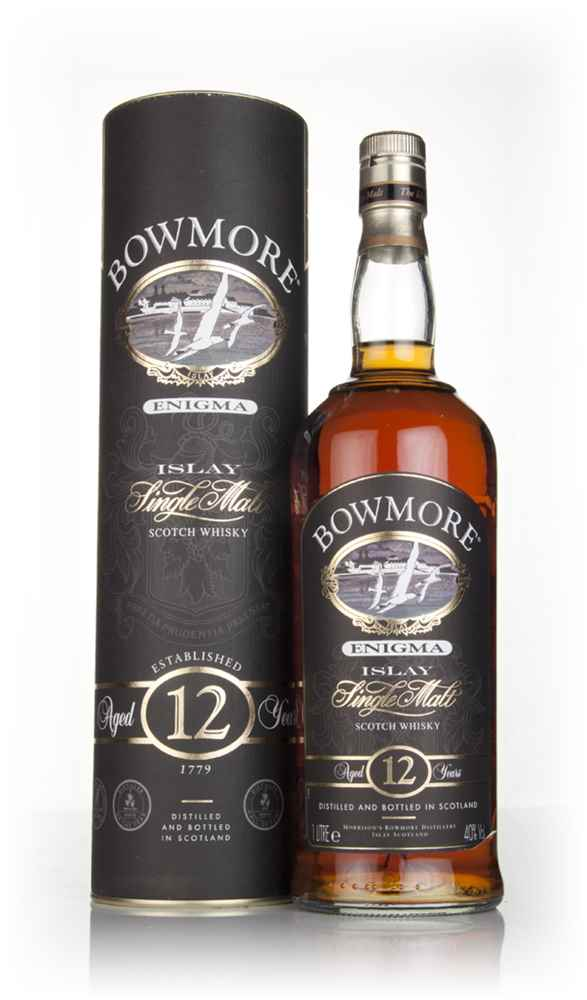 Bowmore Enigma 12 Year Old (Old Bottling)