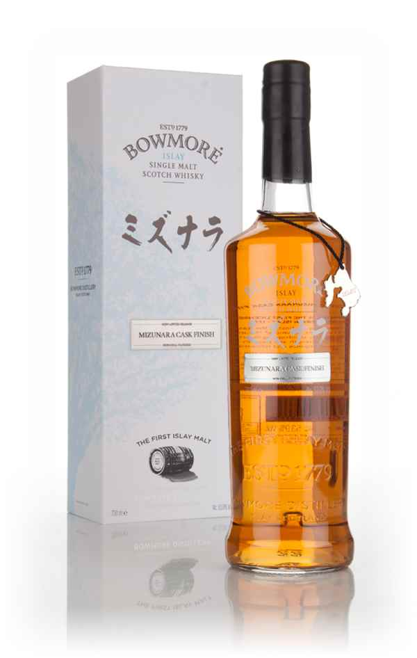 Bowmore Mizunara Cask Finish