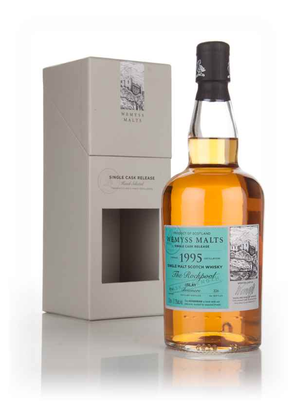 The Rockpool 1995 (bottled 2014) - Wemyss Malts (Bowmore)