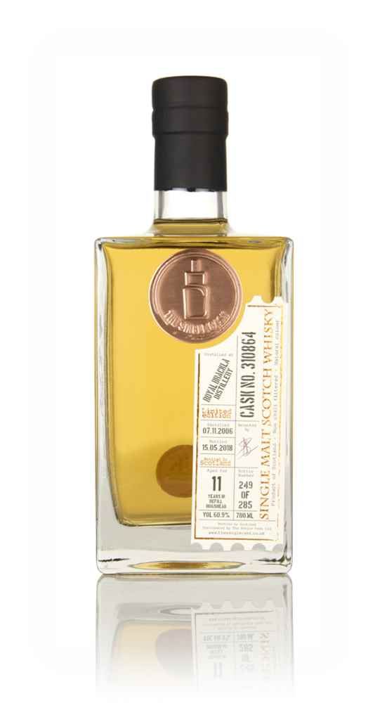 Royal Brackla 11 Year Old 2006 (cask 310864) - The Single Cask