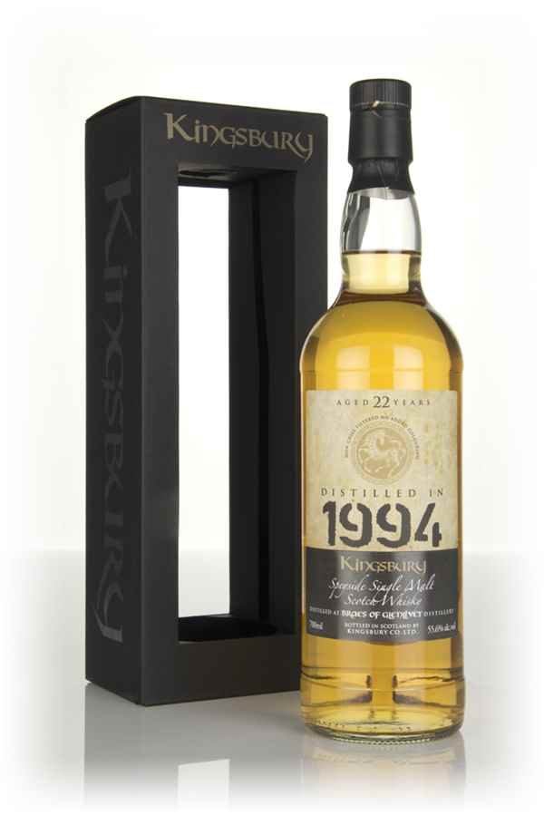 Braeval 22 Year Old 1994 (cask 165586) - Kingsbury