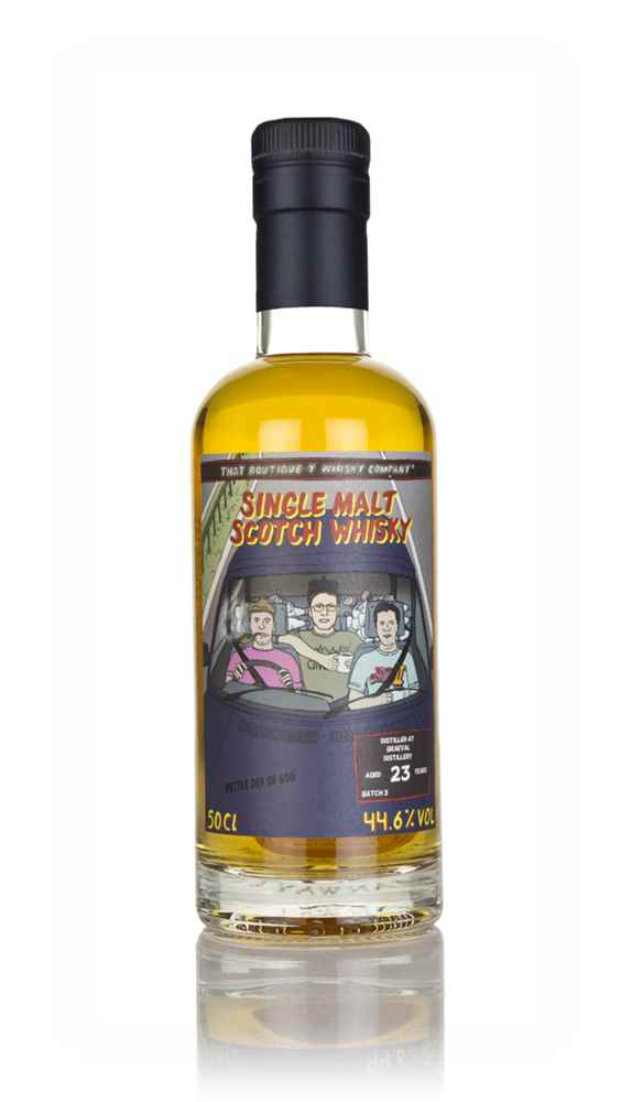 Braeval 23 Year Old (That Boutique-y Whisky Company)