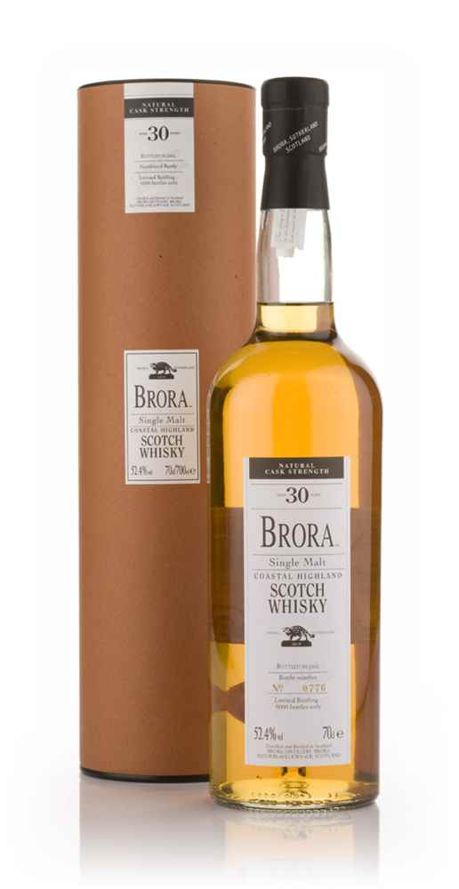 Brora 30 Year Old (2002 Special Release)