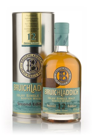 Bruichladdich 12 Year Old (2nd Edition)