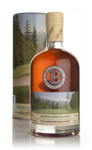 Bruichladdich 16 Year Old - Links Series The Vancouver Club