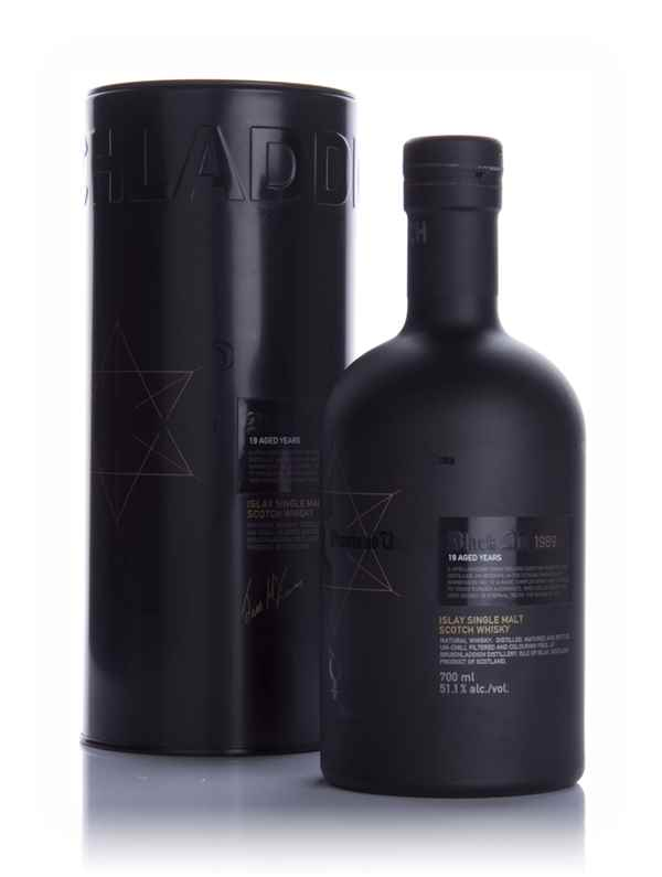 Bruichladdich 19 Year Old 1989 Black Art