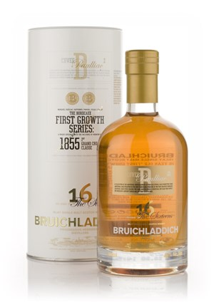 Bruichladdich First Growth Cuvée B: Pauillac (Chateau Latour) 16 Year Old