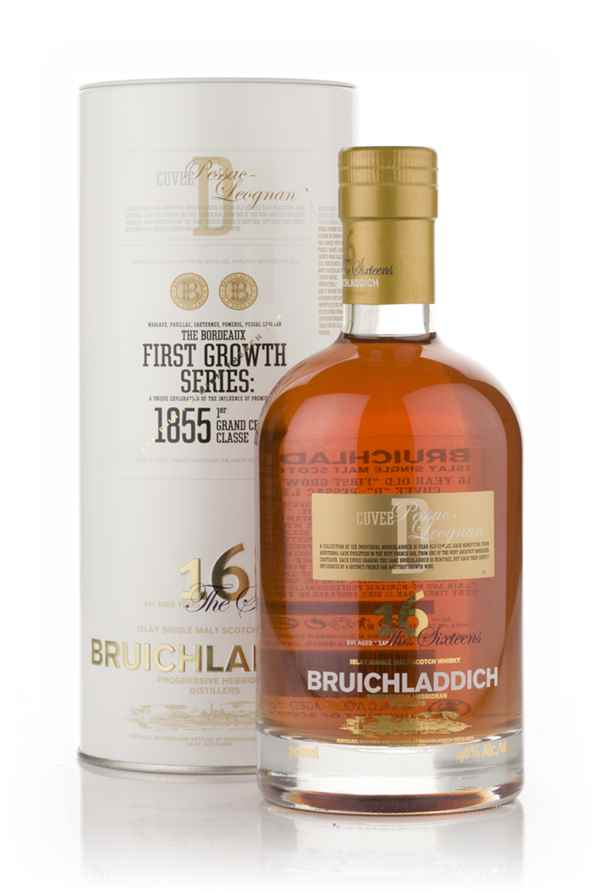Bruichladdich First Growth Cuvée D: Pessac Leognan (Chateau Haut-Brion) 16 Year Old