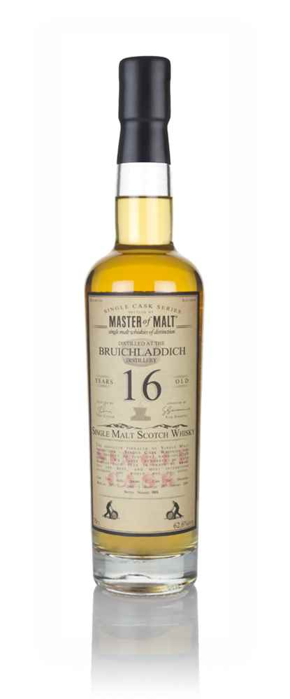 Bruichladdich 16 Year Old 2002 - Single Cask (Master of Malt)