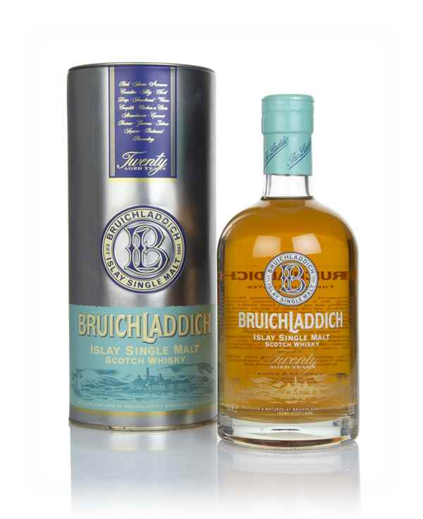 Bruichladdich 20 Year Old (1st Edition)