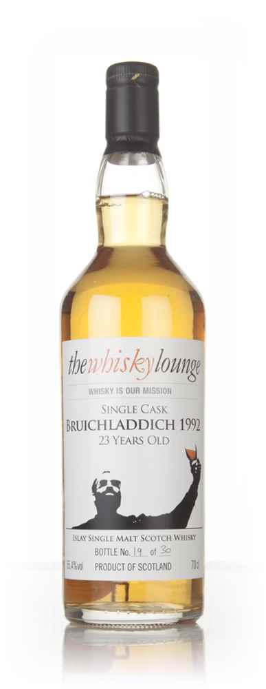 Bruichladdich 23 Year Old 1992 (The Whisky Lounge)