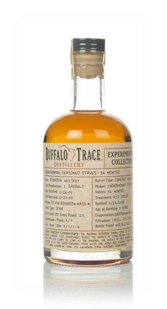 Buffalo Trace 36 Month Seasoned Staves - Experimental Collection