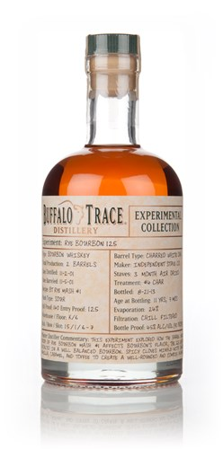 Buffalo Trace Rye Bourbon 125 Experimental Collection
