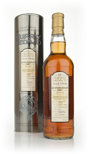 Bunnahabhain 12 Year Old 1997 (Murray McDavid)