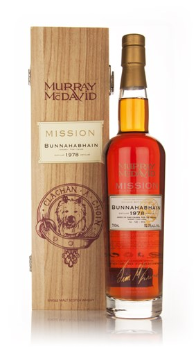 Bunnahabhain 32 Year Old 1978 - Mission (Murray McDavid)