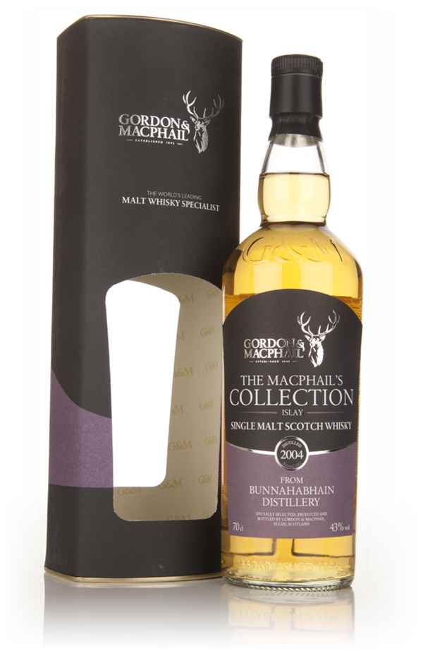 Bunnahabhain 2004 - The MacPhail's Collection (Gordon and MacPhail)