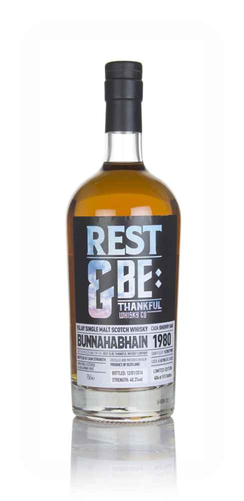 Bunnahabhain 30 Year Old 1980 (Rest & Be Thankful)