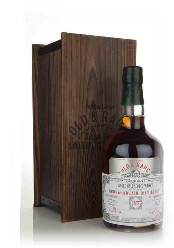 Bunnahabhain 37 Years Old 1974 - Old & Rare Collection (Douglas Laing)