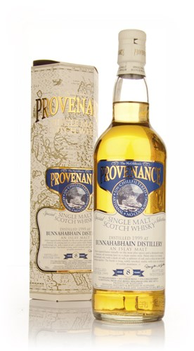 Bunnahabhain 8 Year Old 1999 - Provenance (Douglas Laing)