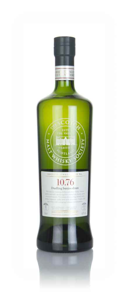 SMWS 10.76 8 Year Old 2005