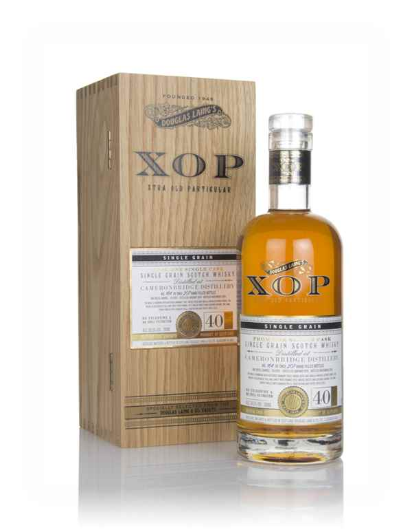 Cameronbridge 40 Year Old 1978 (cask 12951) - Xtra Old Particular (Douglas Laing)