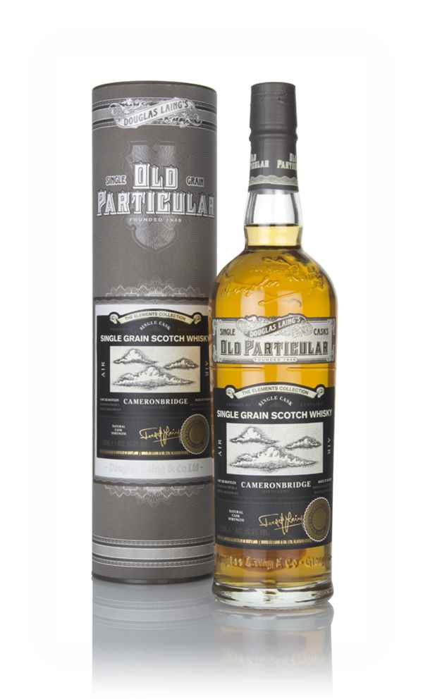 Cameronbridge 'Air' 27 Year Old 1991 - Old Particular Elements Collection (Douglas Laing)