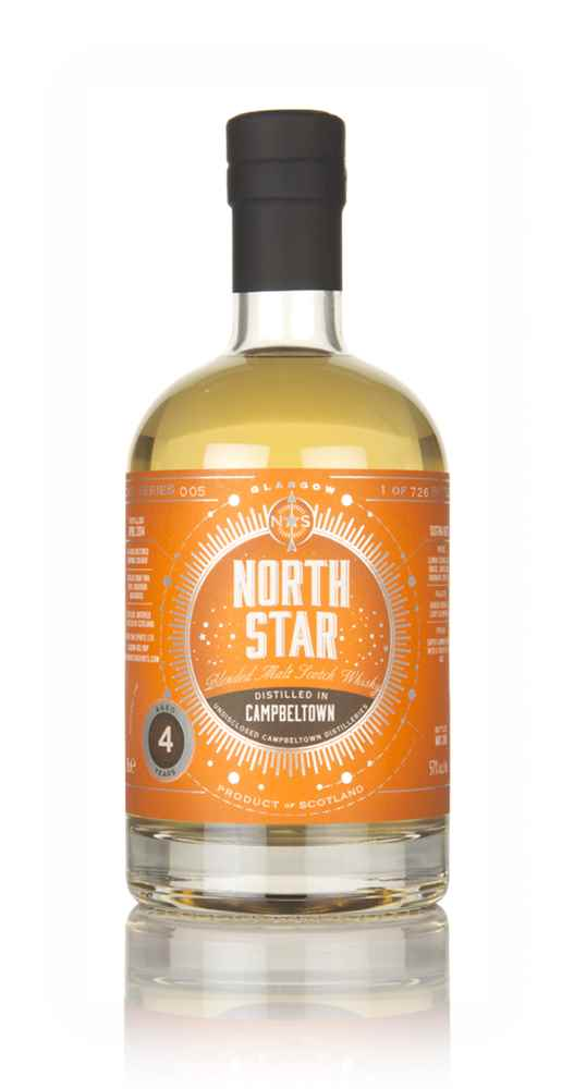 Campbeltown 4 Year Old 2014 - North Star Spirits