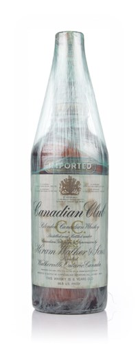 Canadian Club 6 Year Old Whisky - 1968