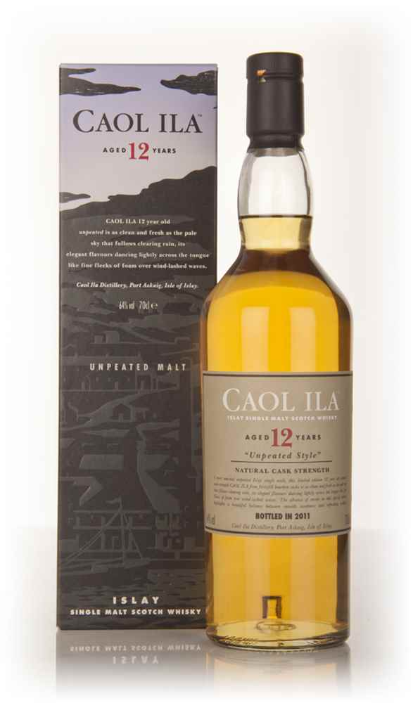 Caol Ila 12 Year Old Unpeated 1999 (2011 Special Release)