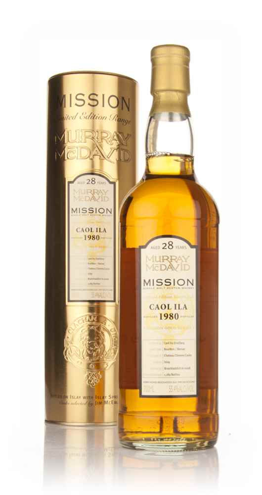 Caol Ila 28 Year Old 1980 - Mission (Murray McDavid)