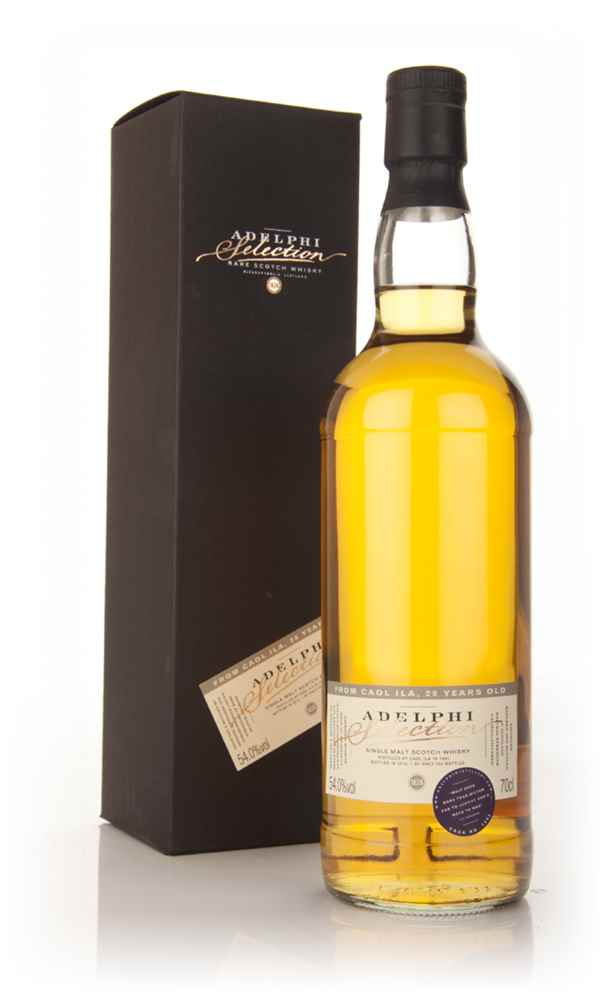 Caol Ila 28 Year Old 1983 (Adelphi)