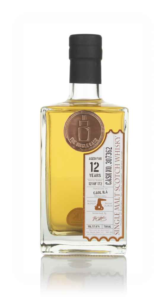 Caol Ila 12 Year Old 2007 (cask 307362) - The Single Cask