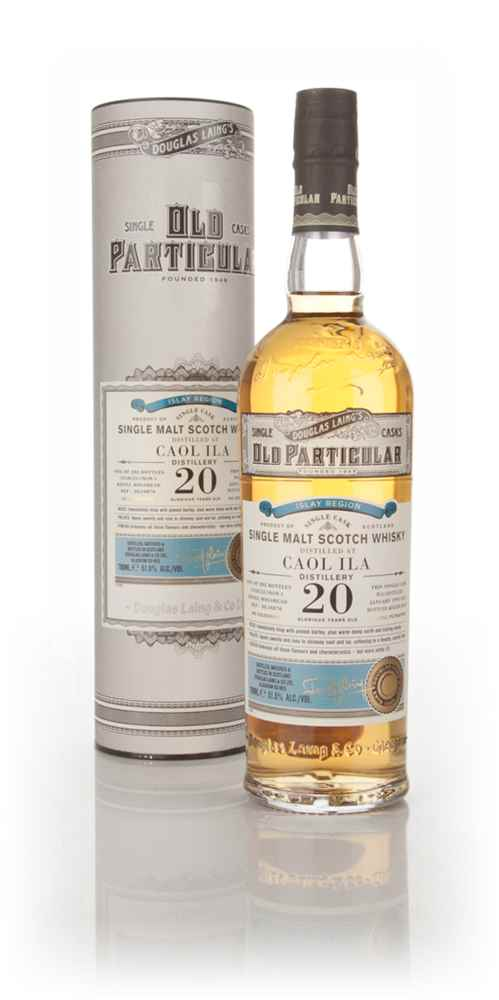 Caol Ila 20 Year Old 1995 (cask 10870) - Old Particular (Douglas Laing)