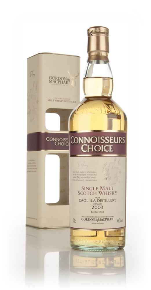 Caol Ila 2003 (bottled 2015) - Connoisseurs Choice (Gordon & MacPhail)