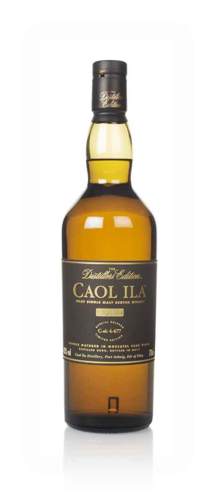 Caol Ila 2006 (bottled 2017) Moscatel Cask Finish - Distillers Edition